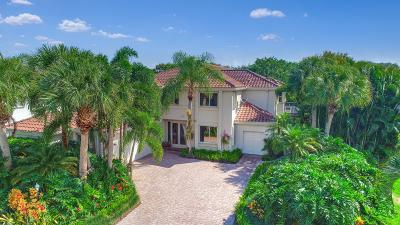 Palm Beach Gardens FL Single Family Home For Sale: $1,849,000