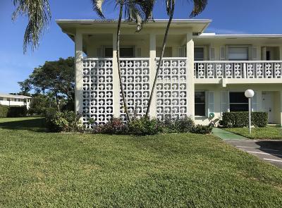 Delray Beach Condo For Sale: 2721 SW 15th Street #201