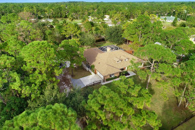 Loxahatchee Single Family Home For Sale: 13295 80th Lane