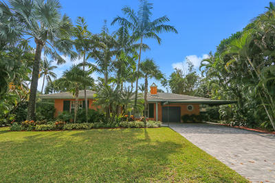 Delray Beach Single Family Home For Sale: 722 NE 1st Court