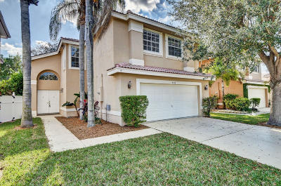 Boynton Beach Single Family Home For Sale: 8316 Bermuda Sound Way