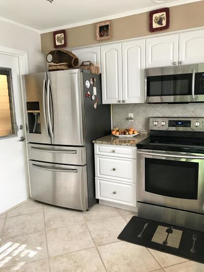 Boynton Beach Single Family Home For Sale: 4320 Pear Tree Circle #B