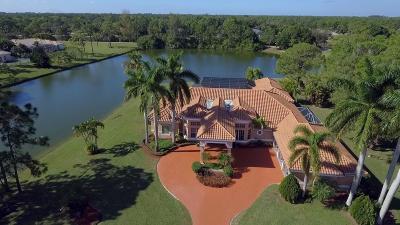 Palm Beach Gardens Single Family Home For Sale: 8131 Woodsmuir Drive