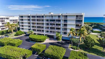 Palm Beach Condo For Sale: 3300 S Ocean Boulevard #303-N