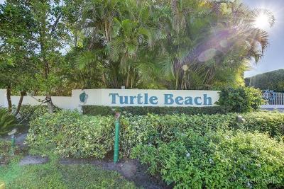 Ocean Ridge Rental For Rent: 5101 Ocean Boulevard #B