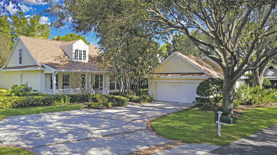 Vero Beach Single Family Home For Sale: 816 Carolina Circle SW