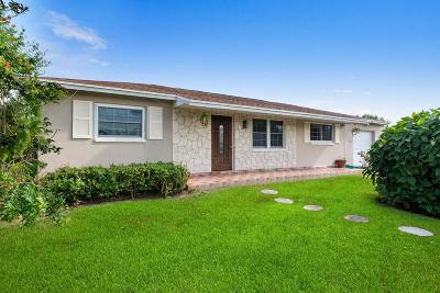 Palm Springs Single Family Home For Sale: 448 San Fernando Drive