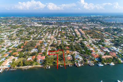 North Palm Beach Residential Lots & Land For Sale: 2085 Vitex Lane