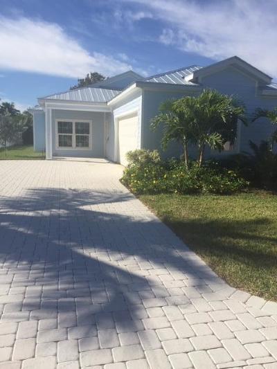 Jupiter Single Family Home For Sale: 17681 Cinquez Park Road E