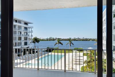 Palm Beach Condo For Sale: 2784 S Ocean Boulevard #203e