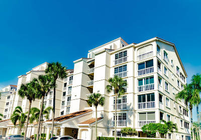 Boca Raton Condo For Sale: 17031 Boca Club Boulevard #104a