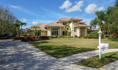 Palm City Single Family Home For Sale: 5124 SW Spring Aster Court