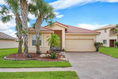 Royal Palm Beach Single Family Home For Sale: 108 Bellezza Terrace