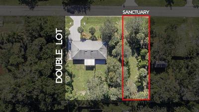 Fort Pierce Single Family Home Contingent: 7810 Santa Clara Boulevard