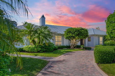 Delray Beach Single Family Home For Sale: 510 Oleander Lane