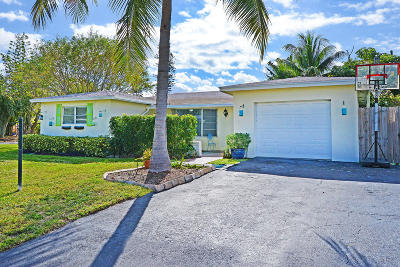 Boca Raton Single Family Home For Sale: 53 Palamino Circle