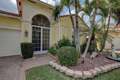 Boynton Beach Single Family Home For Sale: 12173 Landrum Way