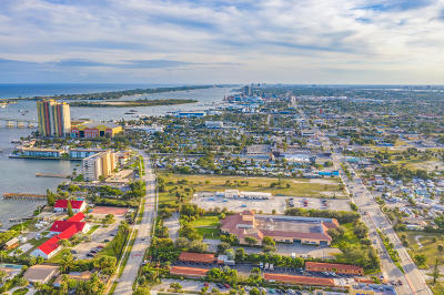 Riviera Beach Residential Lots & Land For Sale: 3139 Lake Shore Drive