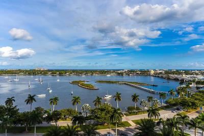 West Palm Beach Condo For Sale: 525 S Flagler Drive #11b