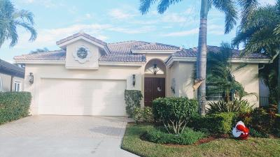 Boca Raton Single Family Home For Sale: 7080 NW Turtle Walk