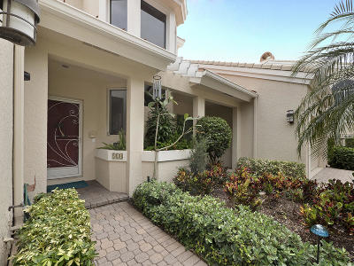 Jupiter Condo For Sale: 314 Spyglass Way