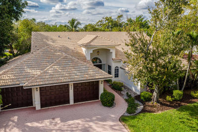 Coral Springs Single Family Home For Sale: 1944 Classic Drive