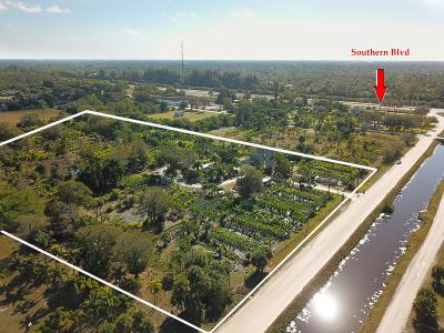 Loxahatchee Residential Lots & Land For Sale: 230 D Road