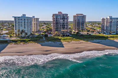 Juno Beach Condo For Sale: 530 Ocean Drive #Ph-N