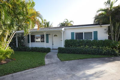 Delray Beach Single Family Home For Sale: 1601 NE 2nd Avenue