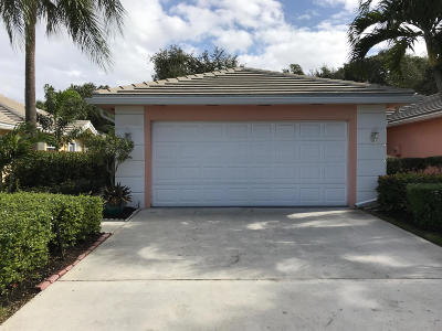 Palm Beach Gardens Single Family Home For Sale: 8282 Old Forest Road