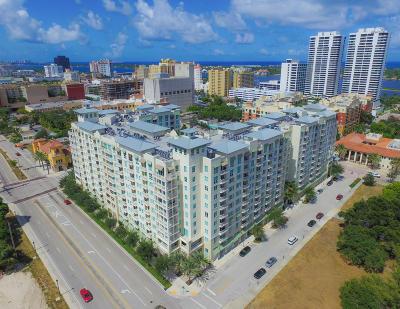 City Palms, City Palms Condo, City Palms Condominium, City Palms At City Place, City Palms Condo At City Place, City Palms Condominiums Condo For Sale: 480 Hibiscus Street #236