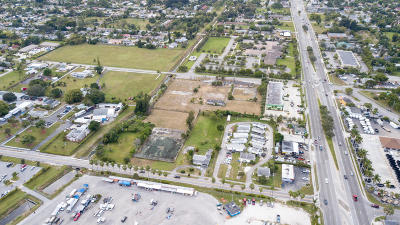 Palm Springs Residential Lots & Land For Sale: 4037 Davis Road