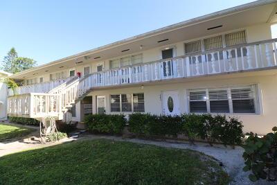 West Palm Beach Condo For Sale: 194 Dorchester I