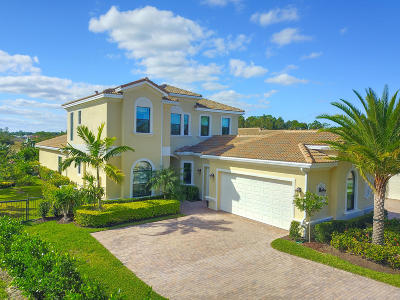 West Palm Beach Single Family Home For Sale: 6833 Sparrow Hawk Drive