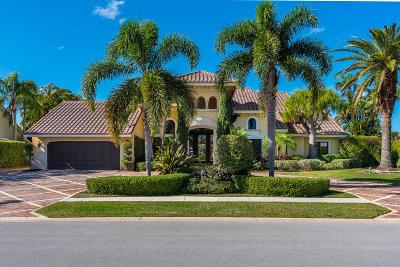 Bocaire, Bocaire Cc, Bocaire Golf Club, Bocaire Golf Club 1, Bocaire Golf Club 2 Single Family Home For Sale: 4595 Bocaire Boulevard