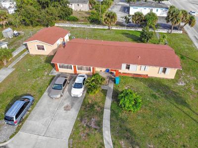Boynton Beach Residential Lots & Land Contingent: 306 NW 3rd Street