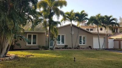 Boca Raton Single Family Home For Sale: 1140 SW 21st Street
