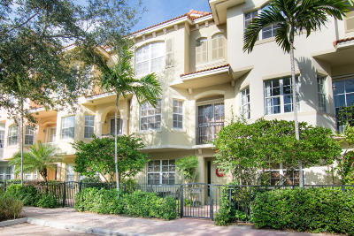 Townhouse For Sale: 2504 San Pietro Circle