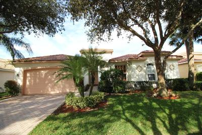 Boynton Beach Single Family Home For Sale: 7199 Great Falls Circle