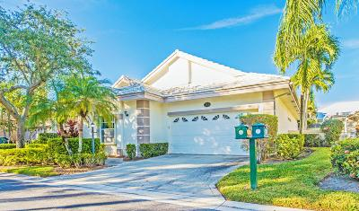 Palm Beach Gardens Single Family Home For Sale: 243 Canterbury Circle