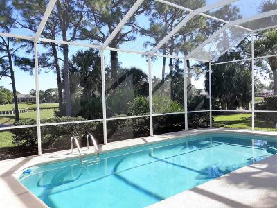 Palm City Single Family Home For Sale: 2357 SW Manor Hill Drive