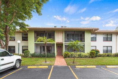Boynton Beach Condo For Sale: 9905 Pineapple Tree Drive #106