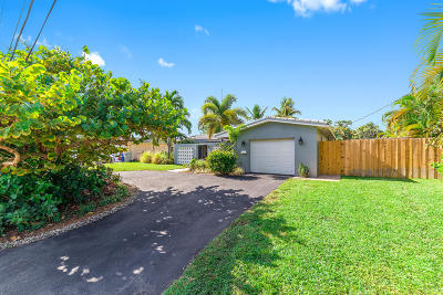 Pompano Beach Single Family Home For Sale: 1511 SW 5th Avenue