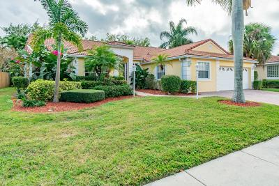 Palm Beach Gardens Single Family Home For Sale: 10264 Allamanda Circle