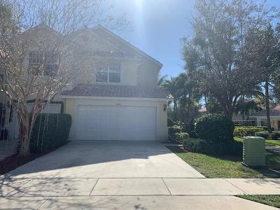 Greenacres Single Family Home For Sale: 1091 Pinewood Lake Court