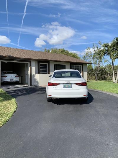 Delray Beach Single Family Home For Sale: 15828 Forsythia Circle