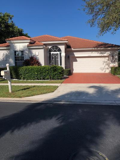 Boynton Beach Single Family Home For Sale: 12679 Coral Lakes Drive