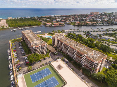 Boca Raton Condo For Sale: 859 Jeffery Street #106