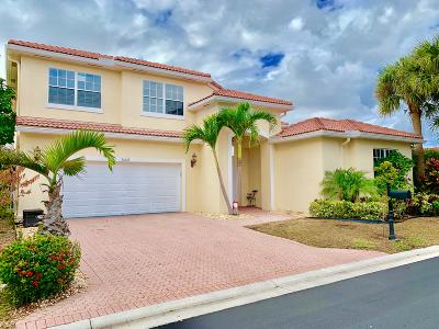 Boca Raton Single Family Home For Sale: 20269 Monteverdi Circle