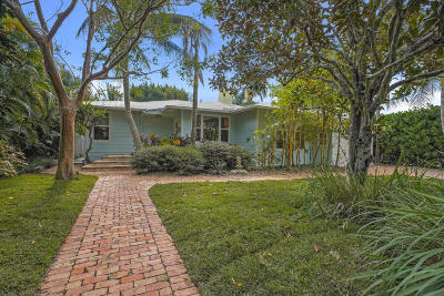 Delray Beach Single Family Home For Sale: 26 NW 12th Street